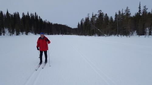 Nigel, Akaslompolo, Finland