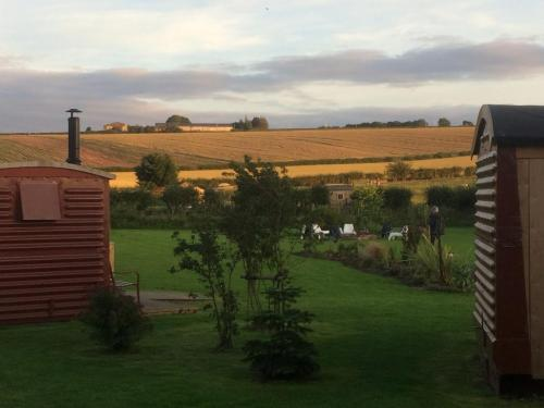 Yorkshire Wolds Glamping 2017