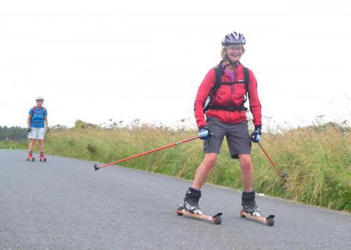 Roller ski 3